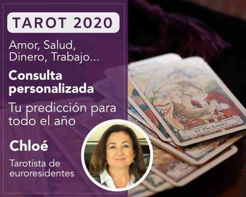Consulta de Tarot de Chloé
