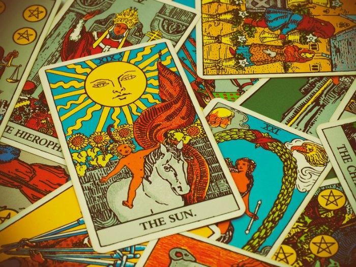 Cuál es tu carta del Tarot