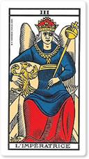 III L'Impératrice (La Emperatriz)